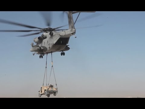 Feast your eyes on the CH-53K King Stallion, the Marines' new helicopter