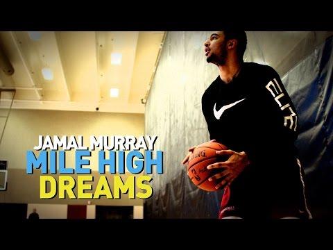 NBA Rooks: Jamal Murray Mile High Dreams