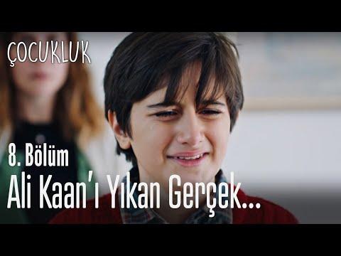 Ali Kaan'a gerçekleri Demet anlattı! - Çocukluk 8. Bölüm