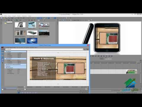 Sony Vegas | Aldarayn Academy | Lecture 10