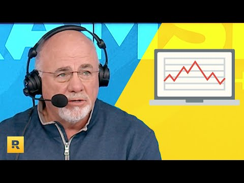 THIS Is The Worst Place to Get Investing Advice - Dave Ramsey Rant