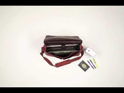 Nextech™ Messenger Bag