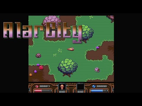 Alarcity (2018) | Demo | Amiga | Homebrew World