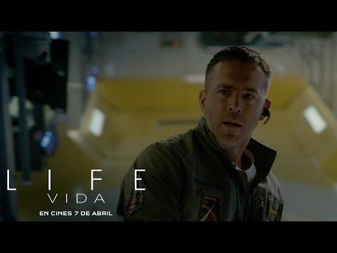 LIFE (VIDA). Todo músculo, todo cerebro. En cines 7 de abril.