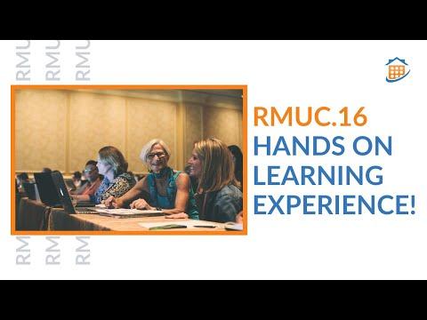 RMUC Pre-Conference