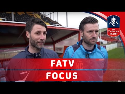 Cowley Brothers on facing Arsenal - Emirates FA Cup 2016/17 Special   FATV Focus