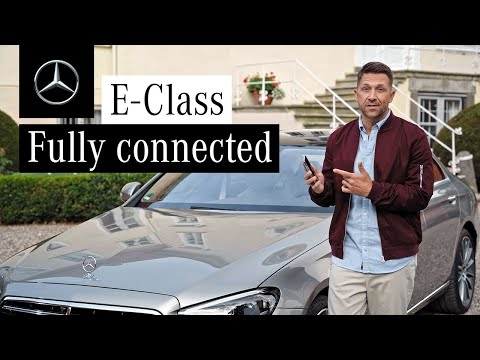 Mercedes me | The Digital Connection to the New E-Class