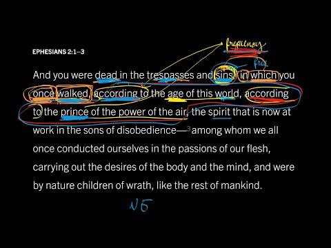 Ephesians 2:13 // Part 6 // Walking in Sin Enslaves Us to Sin