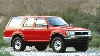 1995 toyota 4runner start up and review 3 0 l v6 youtube youtube
