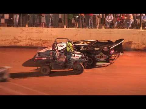 Late Models @ 411 Motor Speedway Sept 28 , 2013 - dirt track racing video image
