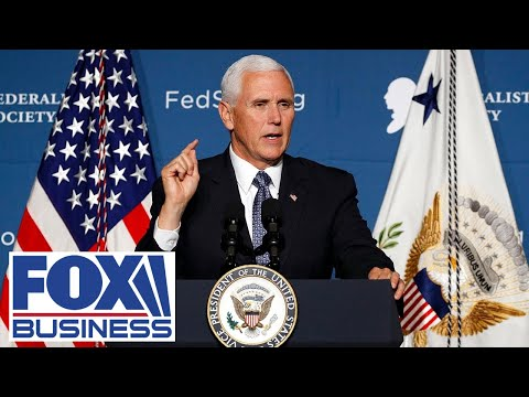 LIVE: Pence speaks at a 'Defend the Majority' rally with Sens. Perdue and Loeffler