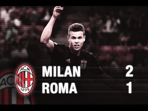 Milan-Roma 2-1 Highlights | AC Milan Official