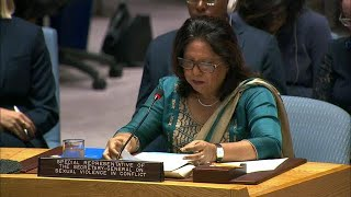 Somalia: Sexual Violence in Conflict - Security Council Briefing