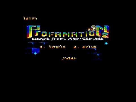 Profanation 2 - Zona 2 - Amstrad CPC Longplay