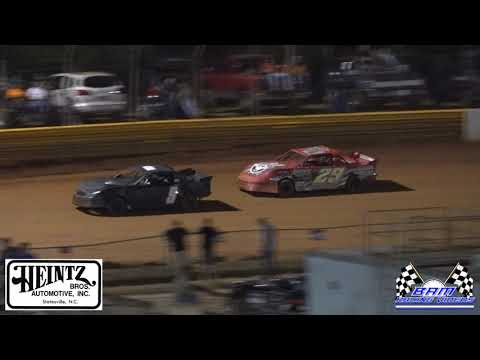 Young Guns Feature - Lavonia Speedway 6/4/21 - dirt track racing video image