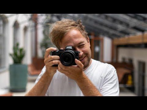 Videorecenze Nikon Z5 tělo
