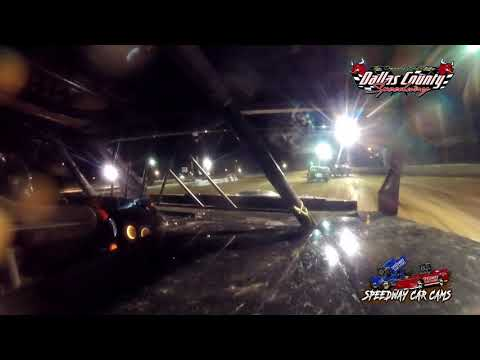 #42J Donnie Jackson - B Mod - 04-30-2021 Dallas County Speedway - In Car Camera - dirt track racing video image