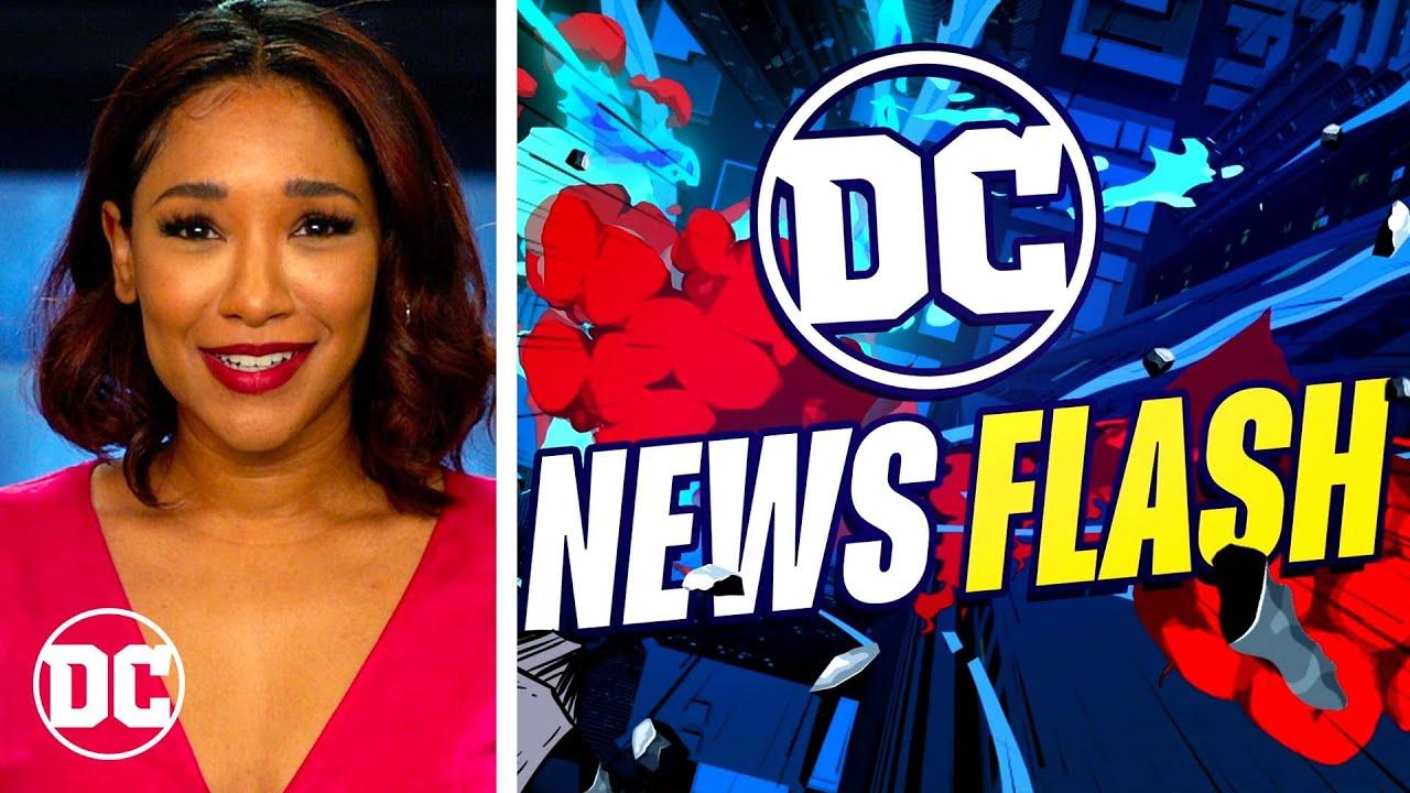 Batman Unburied: Casting Announcement! | DC FanDome 2021