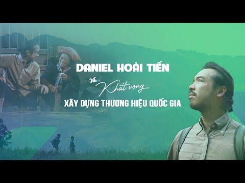 Daniel Hoài Tiến - Khát vọng xây dựng thương hiệu quốc gia cho nông sản Việt | VTV24