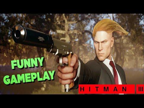 FUNNY  HITMAN 3  GAMEPLAY #5