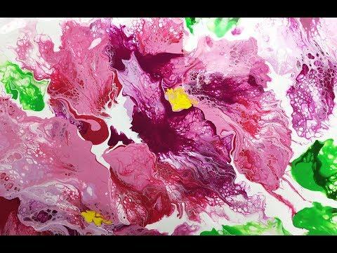 ( 529 ) flower pour