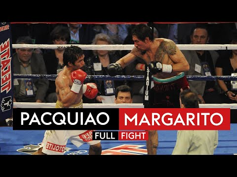 Manny Pacquiao dominates despite CRAZY weight disadvantage against Antonio Margarito | Fight Rewind 14