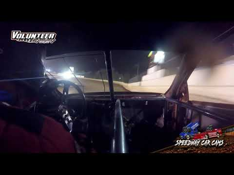 #731 Tyler Walton - FWD - 9-24-21 Volunteer Speedway - In-Car Camera - dirt track racing video image