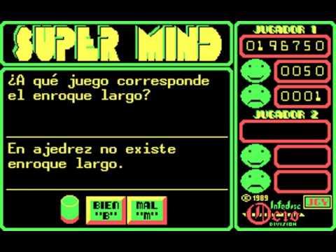 Super Mind (Infodisc) (MS-DOS) [1989]
