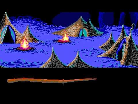 Loom (Floppy Version) (English) (Lucasfilm Games) (MS-DOS) [1990] [PC Longplay]