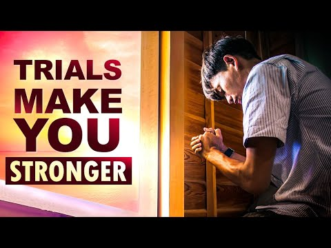 Your TRIALS Come to Make You STRONGER - Morning Prayer