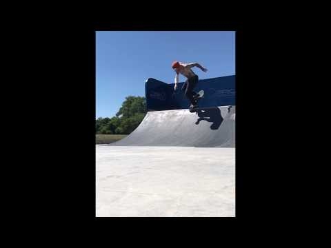 Cody Mcentire home park