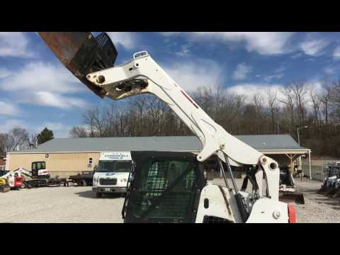 For Sale: Used Bobcat T770