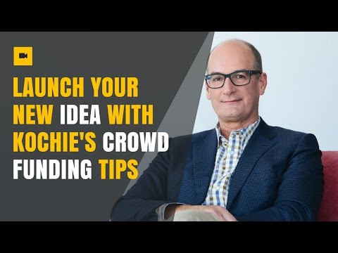ASK Kochie - Raising Capital and Crowd Funding with Dave Chaffey