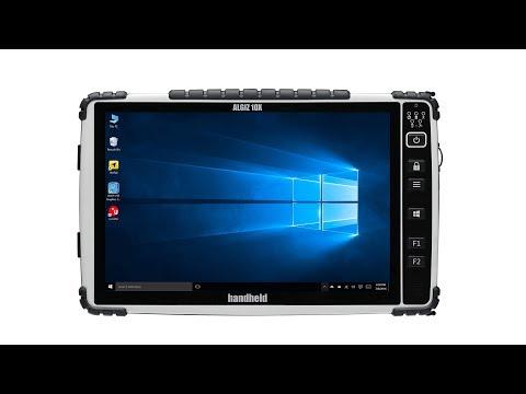 Handheld Algiz 10X: Product Introduction