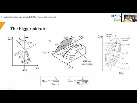 #Godforskermorgen New design process for Francis-turbines - Igor Iliev
