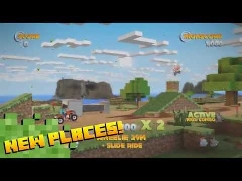 Joe Danger is coming to PC!