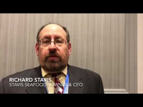 Stavis CEO on increasing seafood consumption