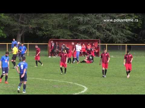 """Fudbal: FK """"Železničar"""" - FK """"Radnički"""" (Zr) 1:0"""
