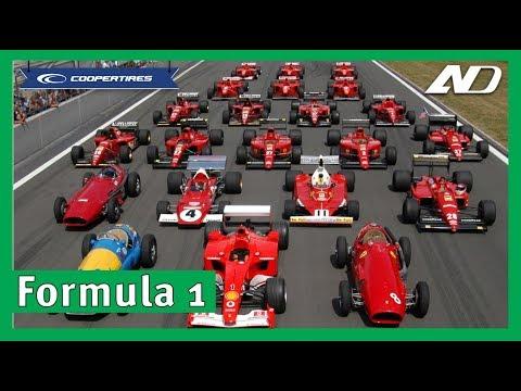 8 cosas que tienes que conocer de la F1 - AprendeDinámico con Cooper Tires