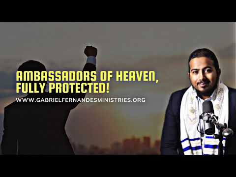 GOD WANTS YOU TO BE A POWERFUL AMBASSADOR OF HEAVEN, YOU ARE PROTECTED, POWERFUL MESSAGE & PRAYER