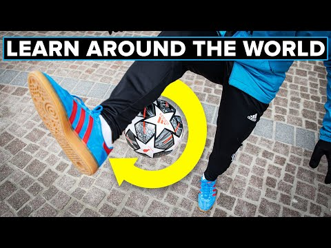 Learn AROUND THE WORLD in 3 easy steps | Tutorial