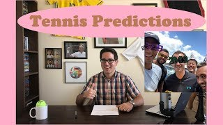 34 Bold Predictions for the 2019 Tennis Season