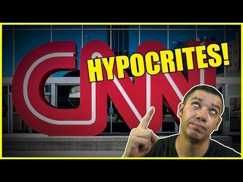 Why Cohen And CNN Prove Media Hypocrisy