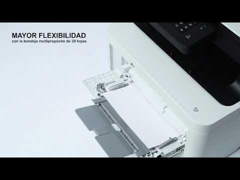 Product tour MFC-L3770CDW. Impresora multifunción láser LED color
