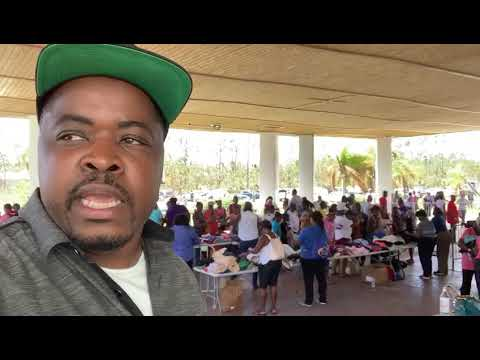 Dorian Update: Pastor Laquez Williams thanking Sean Pinder Ministries Partners
