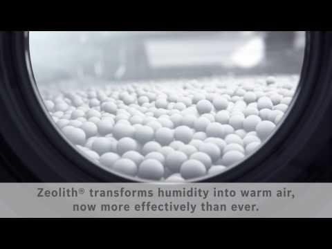 PerfectDry diskmaskiner med Zeolith® och 3D airflow ger perfekt torkresultat