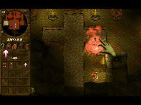 Dungeon Keeper (Level 3: Waterdream Warm) (Bullfrog Productions) (MS-DOS) [1997] [PC Longplay]