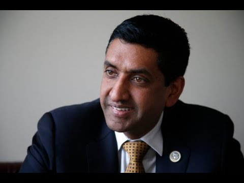 Ro Khanna Rips Congressional Corruption - We Have An 8% Approval Rating!