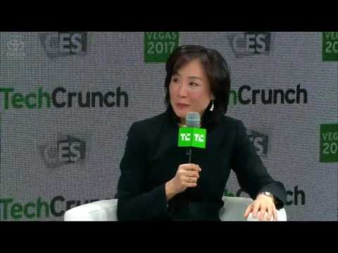 US Patent Office's Michelle Lee on STEM for girls and Camp Invention