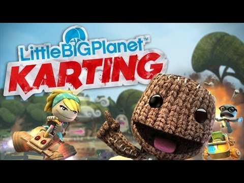 LittleBigPlanet Karting Announce Trailer - UC-2Y8dQb0S6DtpxNgAKoJKA